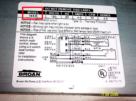 Speclabel Large on Ceiling Fan Wiring Diagram