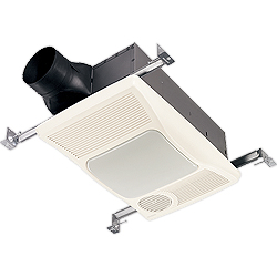 Broan 100HL Bathroom Exhaust Fan with Heater Parts