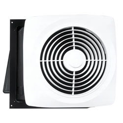 Broan 12C Utility Through the wall Fan 10""