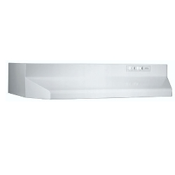 "Broan 753601 Range Hood 36""- White Parts"