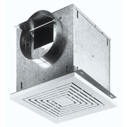 "Broan L100   Top Seller   100CFM 6""Duct Exhaust Fan Ceiling Mount"
