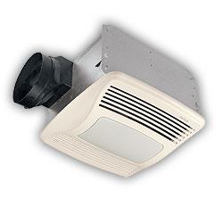 nutone qtxen110sflt humidity sensing fan light parts. Black Bedroom Furniture Sets. Home Design Ideas