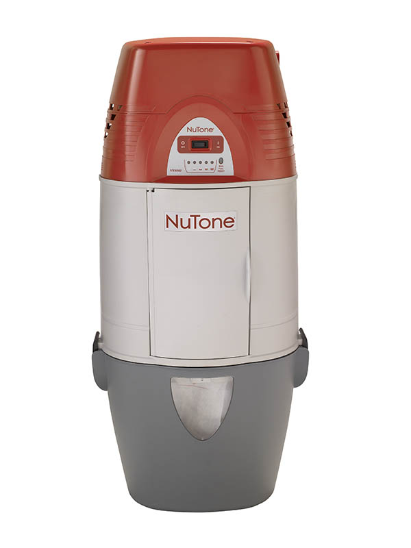 NuTone VX550C Central Vacuum Power Unit 550 Watts-Cyclonic Version  HEPA Filtration