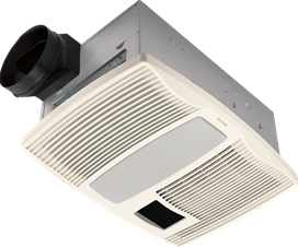 Broan QTX110HL Bathroom Fan With Light/Heater Parts