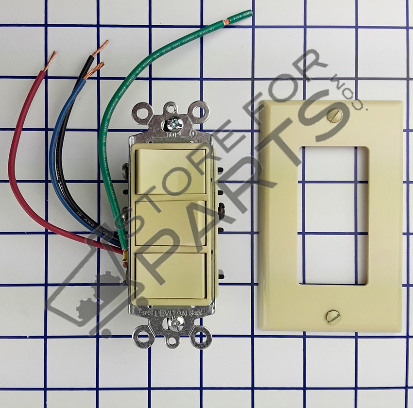 Broan 735 Heater/Fan/Light/ Night-Light PartsStore For Parts