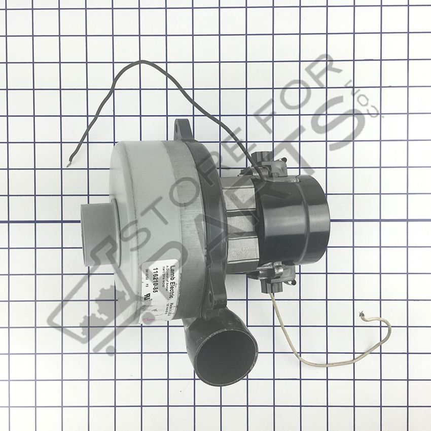NuTone CV450 Central Vacuum Can Parts on